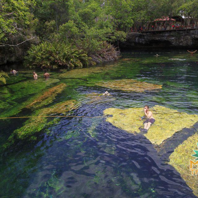 Cenote «Jardin del Eden»