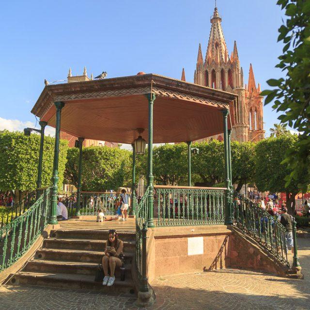 San Miguel de Allende Magic Town