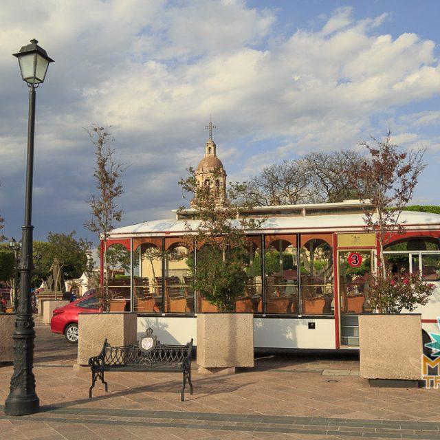 Santiago de Querétaro Town