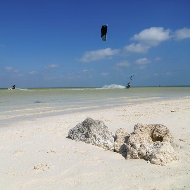 Isla Blanca Beach