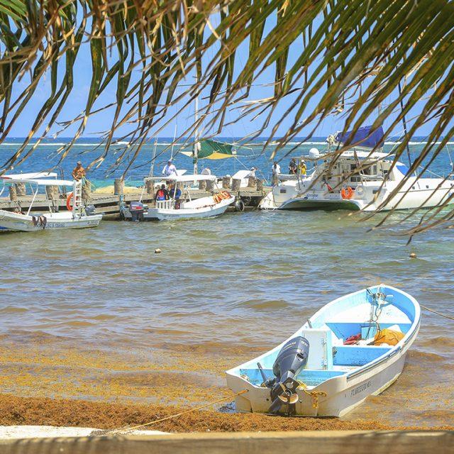 Puerto Morelos Town
