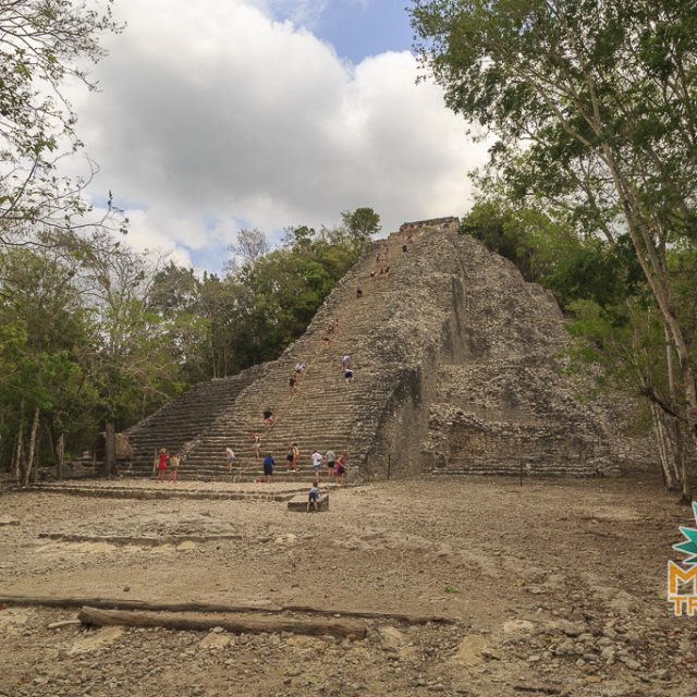 Pyramids of Coba