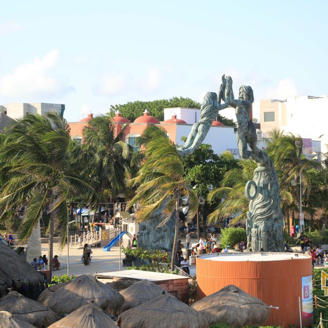 Playa del Carmen Town